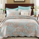 Cotton quilt Other / other 230cmx250cm + 2 pillow case Air conditioning Quilt / summer cool quilt 75% (including) - 80% (excluding) cotton Quilting plain cloth
