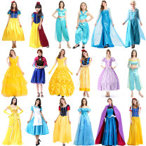 National costume / stage costume Spring of 2019 S M L XL XXL Many Princesses Giftroom 25-35 years old Polyester 100% polyester fiber Pure e-commerce (online only)