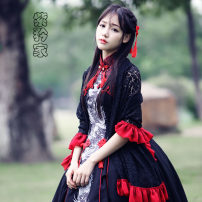 Cosplay men's wear suit goods in stock Zijin youyou Over 14 years old Skirt dress + Cape + skirt dress + Cape L M S XL XXL XXXL