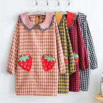 apron Sleeve apron antifouling Japanese  other Household cleaning Average size SPQ366 Shi Peiqi / ORSV public no like a breath of fresh air