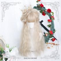 | Big brother's house |   Harajuku Soft girl Lolita Wigs 「 Ellie yarn 」 natural arrangement Wool roll eldest daughter Curly hair