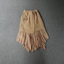 skirt Spring 2020 S, M Black, khaki, Khaki Skirt only, black skirt only