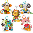 Bed bell / bed hook Other / other Plush toys Freshmen, 3 months, 6 months, 12 months, 18 months Chinese Mainland