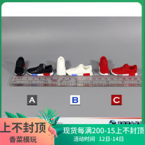 Military personnel zone Over 14 years old Zytoys / Zhongyu Spare parts of soldiers and men other goods in stock 1/6 Black, white, red Clothes, shoes and hats