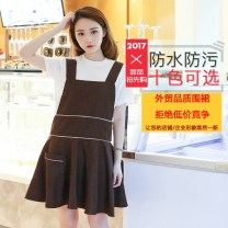 apron Sleeveless apron antifouling Japanese  other Personal washing / cleaning / care Average size the post-80s generation no Solid color
