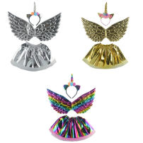 Wings / Angel stick flight Rose Red: wings, white: wings, color: wings, silver: wings, gold: wings, big red: wings, color: Unicorn hairband + wings + skirt, gold: Unicorn hairband + wings + skirt, silver: Unicorn hairband + wings + skirt nothing Wings of child female Unicorn