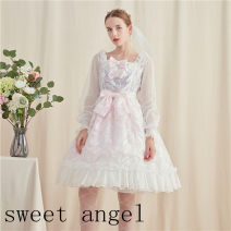 Lolita / soft girl / dress sweet angel L,M,S,XL spring and autumn goods in stock Lolita, classic