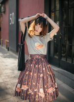 Lolita / soft girl / dress L,M,S goods in stock