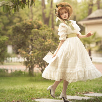 Lolita / soft girl / dress Resplendent Galaxy L,M,S,XS summer Customized Classic, Lolita