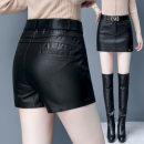 skirt Autumn of 2019 S/26,M/27,L/28,XL/29,XXL/30,3XL/31 Black (regular), black (plush) Short skirt Versatile High waist skirt Solid color 20181- 81% (inclusive) - 90% (inclusive) Other / other Viscose