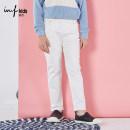 trousers F / no male 100cm 110cm 120cm 130cm 140cm 150cm white Cotton 98% polyurethane elastic fiber (spandex) 2% 3 years old, 4 years old, 5 years old, 6 years old, 7 years old, 8 years old, 9 years old, 10 years old, 11 years old, 13 years old, 14 years old