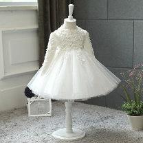 Children's dress female 80cm 90cm 100cm 110cm 120cm 130cm 140cm 150cm Baji house full dress Class B polyester fiber Other 100% Winter 2020 princess