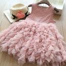Children's dress female 80cm,90cm,100cm,110cm,120cm,130cm,140cm Aini babe full dress A00411 Class A other Modal fiber (modal) 75% cotton 25% 2 years old, 3 years old, 4 years old, 5 years old, 6 years old, 7 years old princess