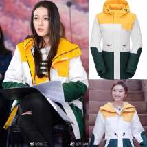 pizex lovers Other / other polyester fiber other 201-500 yuan Four hundred and ninety-nine Men's jacket + inner liner women's jacket + inner liner men's Jacket Women's jacket XS S M L XL XXL XXXL Winter and Autumn Running man Fall 2017 China Two piece set 10001mm (inclusive) - 15000mm (inclusive)