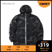 Jacket :CHOCOOLATE Youth fashion MLB S M L XL easy Other leisure Other 100% Spring of 2019 Same model in shopping mall (sold online and offline)