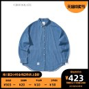 shirt Youth fashion :CHOCOOLATE S M L XL BLZ / blue routine other Long sleeves standard Other leisure B1XSTC8225ASG Cotton 100% Spring 2021 Same model in shopping mall (sold online and offline)