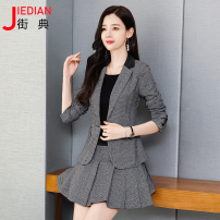 Fashion suit Spring 2020 S M L XL XXL Picture color 25-35 years old Jeedeey / street 96% and above Polyester 100% Pure e-commerce (online only)