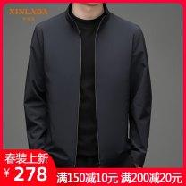 Jacket Sinlada Business gentleman 170/88A 175/92A 180/96A 185/100A 190/104A standard Other leisure Polyester 100% Spring 2021