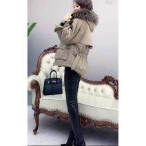 short coat Winter 2016 L90-105kg, xl105-120kg, 2xl120-135kg, 3xl135-150kg, 4xl150-165kg Brown coat, black coat, grey coat, trousers, bottom coat Fun together