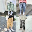 trousers Other / other neutral 7(90cm),9(100cm),11(110cm),13(120cm),15(130cm) Yellow, green, black, blue spring and autumn Korean version Casual pants Leather belt Don't open the crotch Casual pants 2 years old, 3 years old, 4 years old, 5 years old, 6 years old