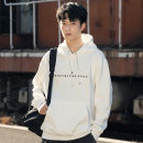 Sweater Youth fashion Tidal series S M L XL 3XL XXL Solid color Socket Thin money Hood autumn easy leisure time teenagers tide routine Fleece  Cotton 80% polyester 20% cotton printing No iron treatment Autumn of 2019 80% (inclusive) - 89% (inclusive) Kangaroo pocket Pure e-commerce (online only)