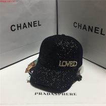 Hat other black M(56-58cm) Baseball cap Spring and summer female leisure time Young lovers Shopping