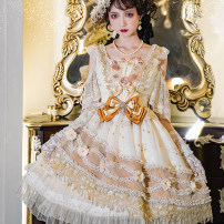 Lolita / soft girl / dress Classic doll Black gold, white gold S [spot], m [spot], l [spot]