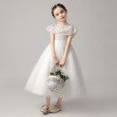 Children's dress female 90cm 100cm 110cm 120cm 130cm 140cm 150cm 160cm To Tong Dai full dress T657 Class B other Polyester 90% other 10% Spring of 2019 3 months 6 months 12 months 9 months 18 months 2 years 3 years 4 years 5 years 6 years 7 years 8 years 9 years 11 years 12 13 14 years old