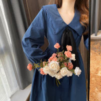 Dress Winter 2016 blue XS,S,M,L