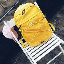 Backpack Other / other Yellow 8634 # red 8634 # blue 8634 # black 8634# eight thousand six hundred and thirty-four Height 44cm, length 32cm, width 17cm