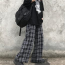 Casual pants M,L,XL Summer 2020 trousers Wide leg pants street Thin money 31% (inclusive) - 50% (inclusive) Other / other cotton