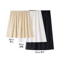 skirt Summer of 2019 One size fits all (waist 58-90) Middle-skirt Versatile Natural waist A-line skirt Solid color Type H 40-60 More than 95% Nodding cat Viscose Viscose fiber (viscose fiber) 96% polyurethane elastic fiber (spandex) 4% Pure e-commerce (online only)