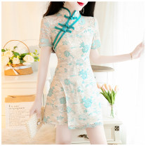 Fashion suit Summer 2020 S M L XL Picture color white 8301 green 8197 blue 8198 25-35 years old Jonana Other 100% Pure e-commerce (online only)