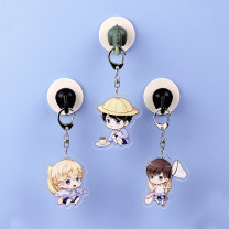 Cartoon card / Pendant / stationery Love and producer Love and producer Over 14 years old 6cm goods in stock