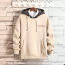 Sweater Youth fashion Lebima M L XL 2XL 3XL M/1 L/1 XL/1 XXL/1 XXXL/1 Geometric pattern Socket routine Hood autumn easy leisure time teenagers tide routine Y50CCCCCC Polyester 100% No iron treatment Autumn of 2019 Japanese and Korean style