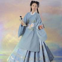 Hanfu 91% (inclusive) - 95% (inclusive) 99 yuan T-shirt spot details jump Jump to purchase for details of shilangji polyester fiber