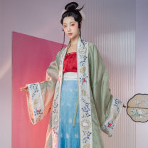 Hanfu 81% (inclusive) - 90% (inclusive) Summer 2020 Xs, s, m, l, XL, customized duration increased by 20 days polyester fiber