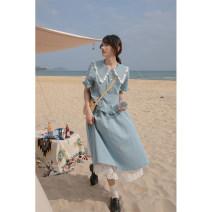 Fashion suit Summer 2021 Xs, m, s (model size) Blue -- jacket, apricot -- jacket, blue -- skirt, apricot -- skirt, blue -- suit, apricot -- suit, blue -- jacket pre-sale, apricot -- jacket pre-sale, blue -- skirt pre-sale, apricot -- skirt pre-sale, blue -- suit pre-sale, apricot -- suit pre-sale