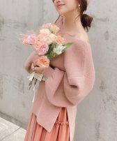 Wool knitwear Spring 2021 Average size White, black, pink, orange, brown wool 30% and below
