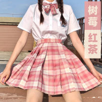 student uniforms Spring 2021 XS S M L XL 2XL Long sleeves solar system skirt 18-25 years old Xicyuurio polyester fiber SMHC 96% and above Polyethylene terephthalate (polyester) 100% Pure e-commerce (online only)