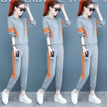 Casual suit Winter 2020 Orange blue S M L XL 25-35 years old Dream of Snow Dragon cotton Pure e-commerce (online only)