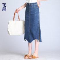 skirt Summer 2021 S M L XL 2XL 3XL 4XL 5XL 6XL Xd1807 blue Mid length dress commute High waist Denim skirt HSXD1807 71% (inclusive) - 80% (inclusive) Denim Mulberry cotton Zipper stitching Simplicity Cotton 73.6% polyester 23% polyurethane elastic fiber 2.1% viscose fiber 1.3%