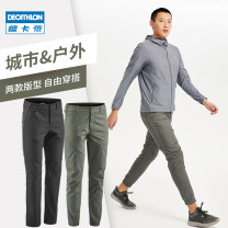 Outdoor casual pants Decathlon / Decathlon one hundred and ninety-nine point nine male 101-200 yuan Spring of 2019 Spring autumn summer trousers yes Baggy pants Urban outdoor China other