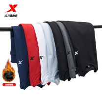 Sportswear / Pullover 2XL 3XL s (adult) m (adult) l (adult) XL (adult) XTEP / Tebu Black and white deep flower gray black and white Red Navy official flagship store genuine guarantee 7 days no reason to return goods shopping worry free multicolor optional winter warmth male Socket Crew neck