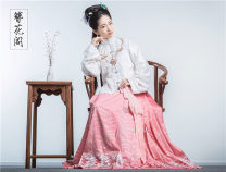 Hanfu 96% and above Winter of 2019 Tailor made polyester fiber