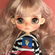 Doll / accessories Ordinary doll Over 14 years old De Bi Sheng China 7 joint dolls 19 joint dolls 19 joint dolls + a hand group 19 joint dolls + B hand group 19 joint dolls + AB hand group wigs (with head shell) Over 14 years old Blythe a doll Limited collection Plastic other nothing