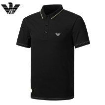 Polo shirt AE (clothing) Youth fashion thin M L XL 2XL 3XL easy Other leisure summer Short sleeve tide routine youth Cotton 100% other cotton washing printing Summer 2021 Pure e-commerce (online only) More than 95%