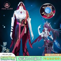 Cosplay women's wear suit Pre sale Over 8 years old 378 yuan for C suit and 48 yuan for finger cot game Manggu cos Chinese Mainland Original God Manggu cos S