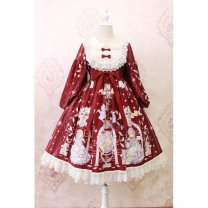 Animation clothing / Cosplay uniform Pink, red, black, light blue, beige, navy S,M,L other