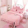 Bedding Set / four piece set / multi piece set cotton other Solid color 133x72 Lady flower cotton 4 pieces 60 1.2m (4 feet) bed, 1.5m (5 feet) bed, 1.8m bed, quilt cover 2 * 2.3m, 1.8m bed, quilt cover 2.2 * 2.4m, 2.0m bed, quilt cover 2 * 2.3m, 2.0m bed, quilt cover 2.2 * 2.4m Bedspread type 100%